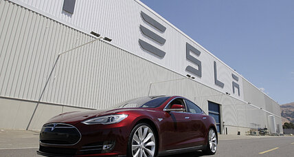 Tesla Motors completes New York-LA fast-charging network
