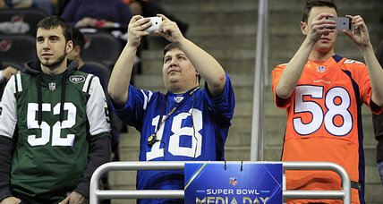 Super Bowl ticket prices plunge. Cold weather to blame?