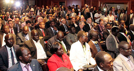 Peace talks on S. Sudan, Syria: Where are the women?