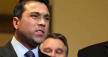 Rep. Michael Grimm rips reporter. Why so angry?