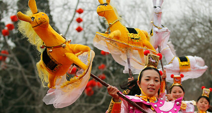 Why doesn't Chinese New Year fall on New Year's Day?