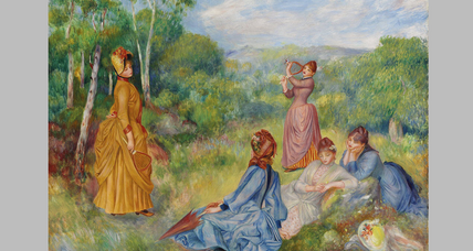 Huguette Clark art collection includes Monet, Renoir