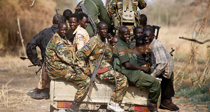 South Sudan will release four rebels, clearing way for peace process