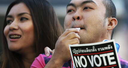 A tale of two Thailands: Why the south will boycott Sunday's election