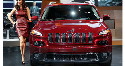 2014 Jeep Cherokee: polar vortex ready