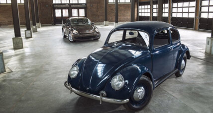 Volkswagen Beetle hits 65 years in America