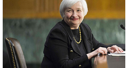 Janet Yellen will be sworn in as Fed chair Monday