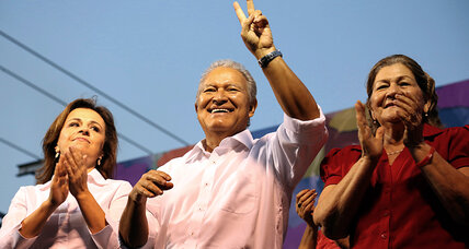 El Salvador election: Is 'democratic revolution' fading? (+video)