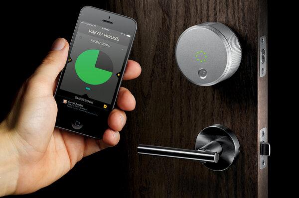 Digital home 101: Smart locks to defend your house - CSMonitor.com