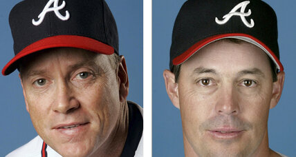 Greg Maddux one of three selected for baseball Hall of Fame