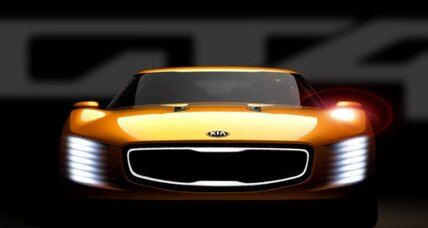GT4 Stinger: Kia builds concept racing car to turn heads