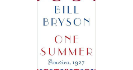 Reader recommendation: One Summer, America 1927
