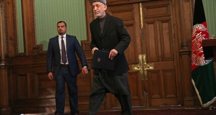 Karzai doubles down on anti-American propaganda
