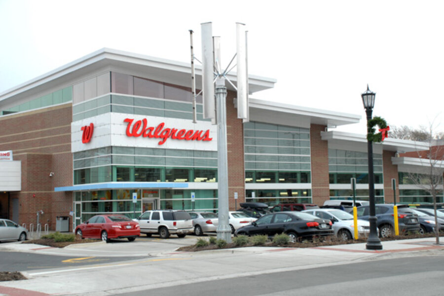 How Walgreens Went Off The Grid Csmonitor Com