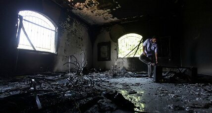 Benghazi attack: Senate report slams State Department, intelligence agencies (+video)