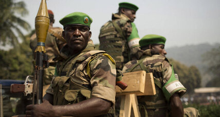 Central African Republic needs UN peacekeepers now