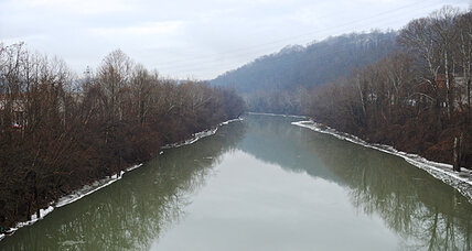 West Virginia chemical spill: What's 4-methylcyclohexane methanol? (+video)