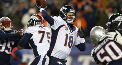 AFC Championship: Patriots, Broncos will try to play 'keep away'