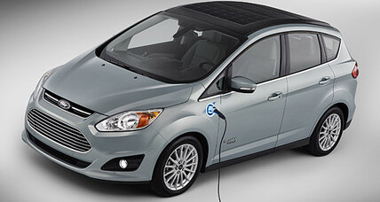C-Max Solar Energi: Ford goes off-grid with new solar car (+video)