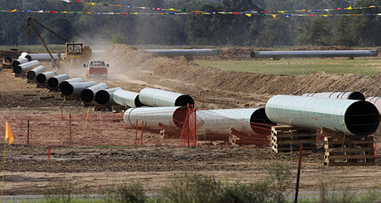 Keystone XL pipeline study puts ball in Obama's court (+video)