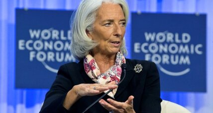 Christine Lagarde: Beware of deflation
