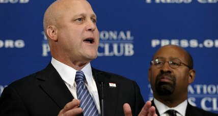 An indictment, an election: Can Ray Nagin help New Orleans Mayor Mitch Landrieu win reelection? (+video)