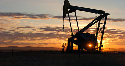 Trade deficit down on US energy boom. Time to export oil?