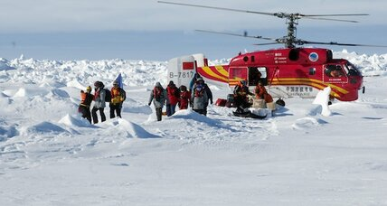 Antarctica expedition: Are research and tourism a toxic mix? (+video)