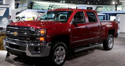 Chevrolet Silverado, Corvette win truck and car of the year