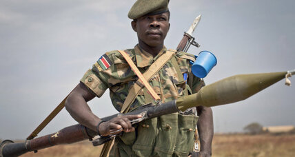 How grass-roots peace can take hold in South Sudan