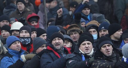 Ukraine protests: a test for the idea of progress as inevitable