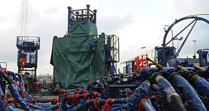 Ukraine holds promise for shale gas despite uncertainty