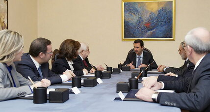 Syrian opposition gives UN ultimatum on revoking Iran's peace talks invite