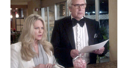 Will Beverly D'Angelo and Chevy Chase star in a new TV series?