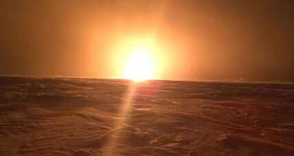 Pipeline explosion in Canada could affect gas supply in N. Dakota