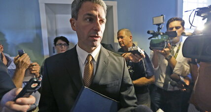 Chris Christie should step down as RGA chair, says Cuccinelli