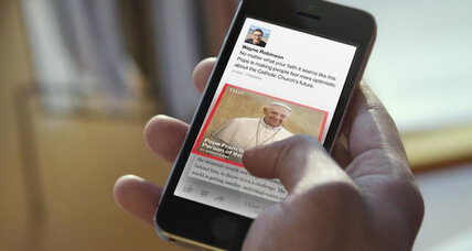 Facebook trots out social news app, Paper