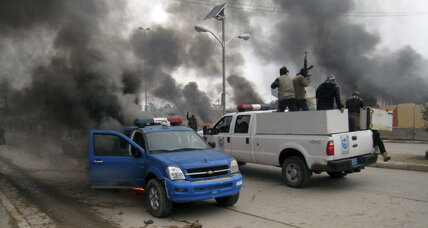 Al Qaeda-linked insurgents, with ties to Syria, fight for control of Iraqi cities