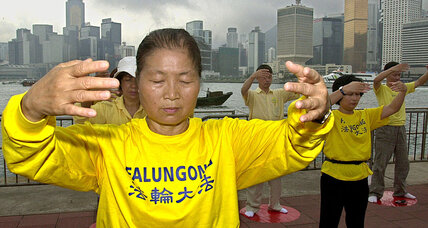 Falun Gong: Are they behind China's massive Internet outage?