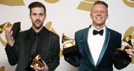 Daft Punk, Macklemore & Ryan Lewis big winners at 2014 Grammy Awards