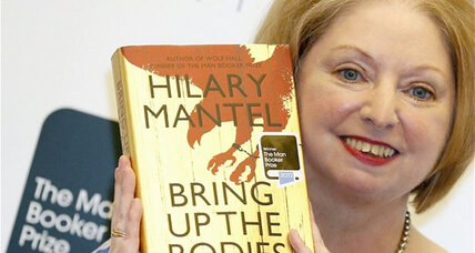 Hilary Mantel's new work will feature Margaret Thatcher