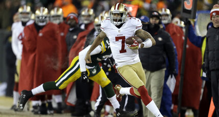 Coldest NFL game? 49ers heat up with playoff win over Packers