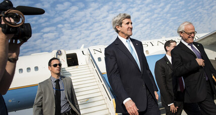John Kerry tries to revive Middle East peace talks