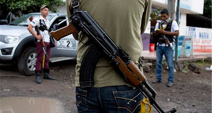 Knights Templar cartel beware? Mexico strikes deal with vigilantes.