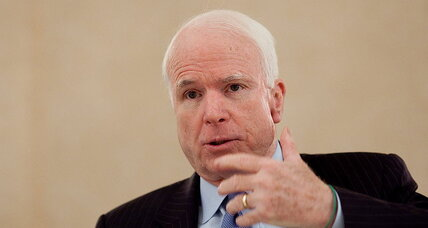 John McCain censured by Arizona GOP. Too liberal for his state?