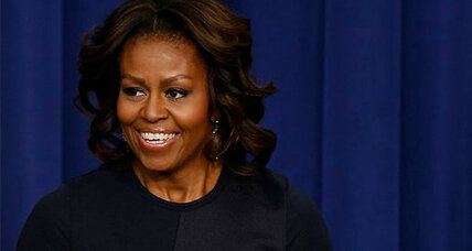 AARP's newest member: Michelle Obama turns 50
