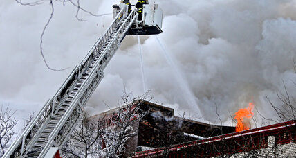 Minneapolis apartment fire: Over a dozen injured, some critically