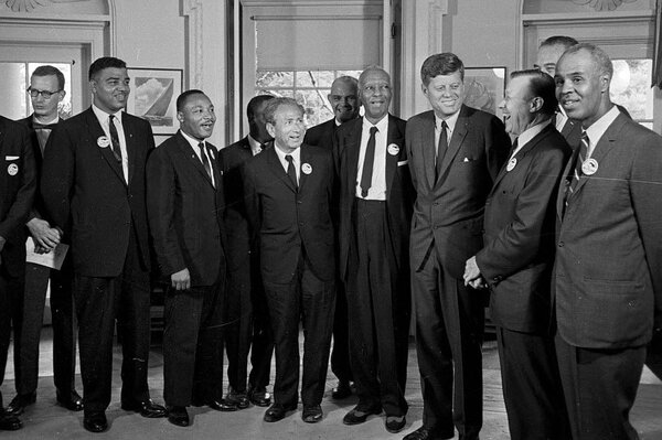 jfk relationship with congress