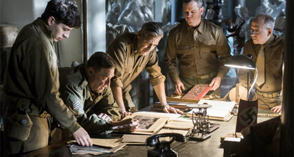 'The Monuments Men' trailer gives a peek into the WWII drama