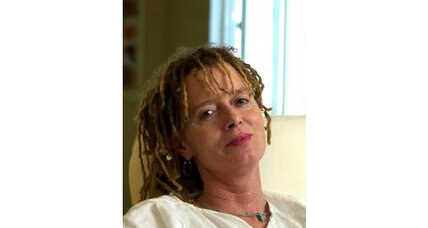 Anne Lamott offers parents a way forward, one stitch at a time